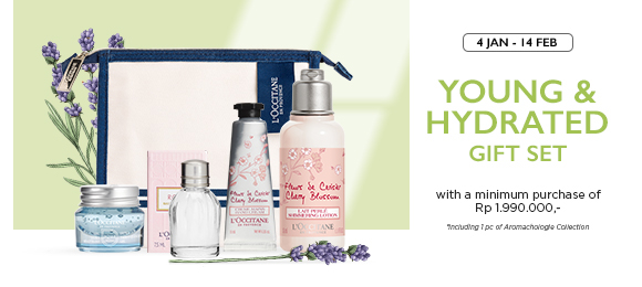 Enjoy Young & Hydrated Gift Set