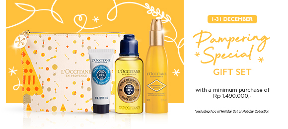 Enjoy Pampering Special Gift Set