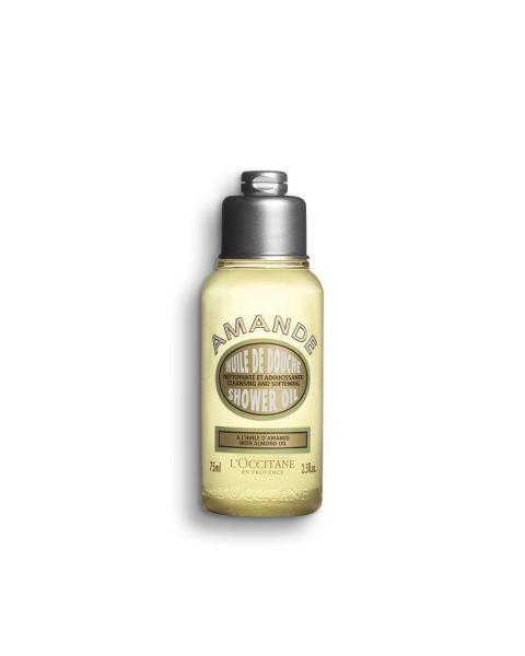 Almond - Moisturizing Shower Oil 75ml