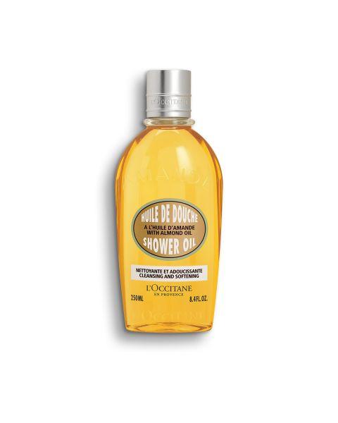 Almond - Moisturizing Shower Oil 250ml
