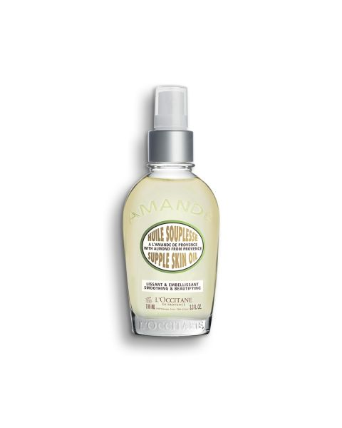 Almond - Supple Skin Oil 100ml