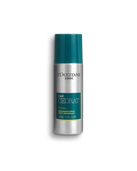 Mens - Cap Cedrat Deodorant Spray 130ml