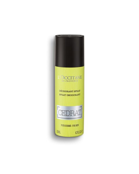 Mens - Cedrat Deodorant Spray 130ml
