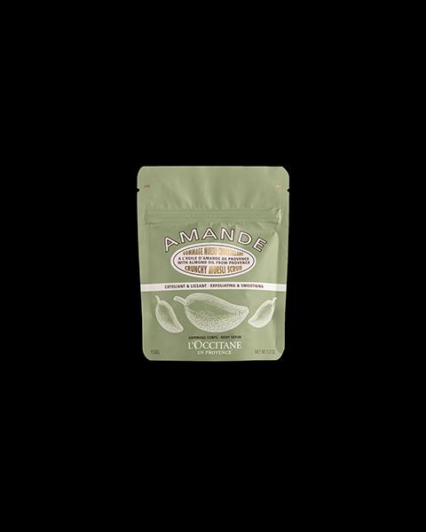 Almond - Crunchy Muesly Scrub 150gr