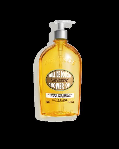 Almond - Moisturizing Shower Oil 500ml