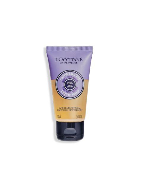 Shea - Lavender Liquid Soap 50ml