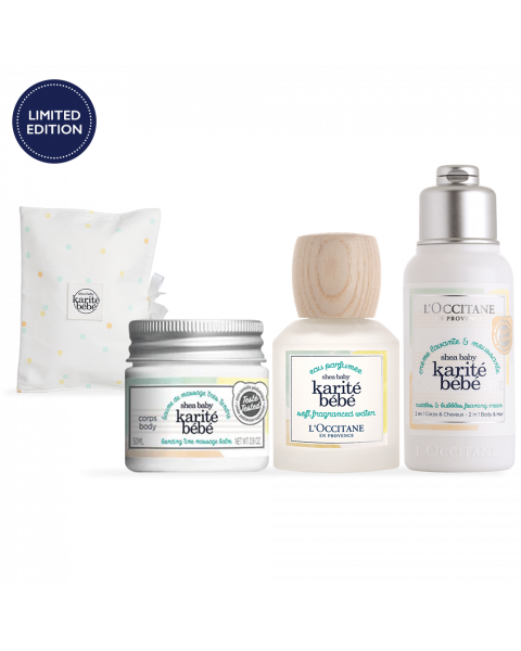 NOURISHING BABY SET