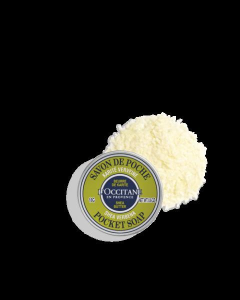 Shea - Pocket Soap 18GR