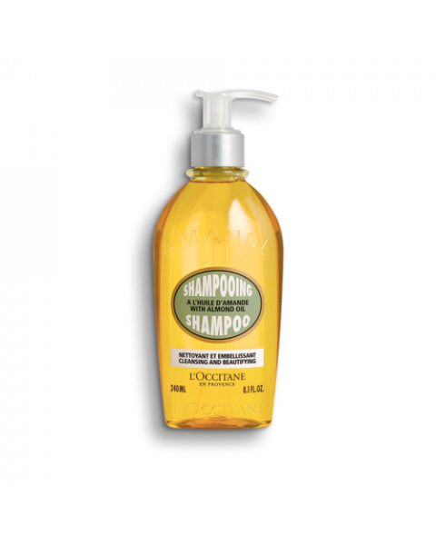 Almond - Shampoo 240ml